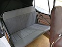 Airtex seat serves to plan leather seat