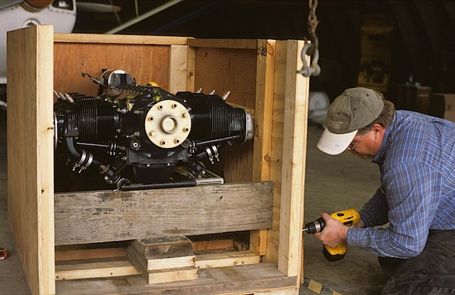 Building the engine crate