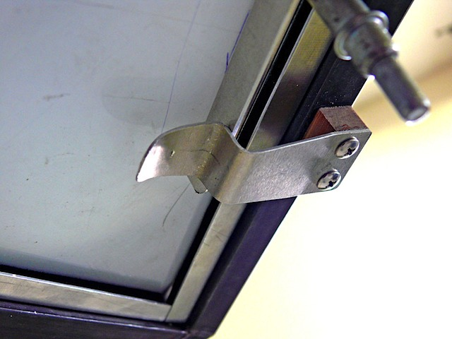 Window lock (left side)